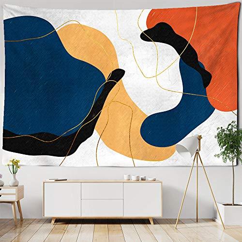 Tapiz estampado tapiz decoración de la casa tapiz de la casa colgante de pared arte del hogar decoración bohemia chimenea 150x200cm