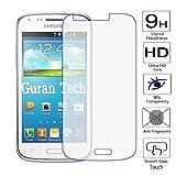Guran® Protector de Pantalla Vidrio Cristal Templado Para Samsung Galaxy Ace 3 (4pulgada) Smartphone Film