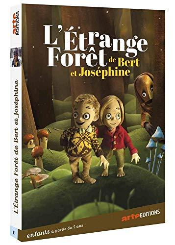 L'Etrange forêt de Bert et Joséphine [Francia] [DVD]