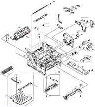 HP RM1-1535-080CN Fuser lj 2410 2420 2430 2450 110v With Gear
