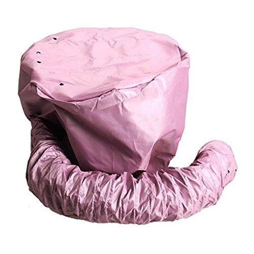 SODIAL Hottes de sechage Portable Bonnet accessoire Salon de soins de cheveux seche-cheveux a la maison