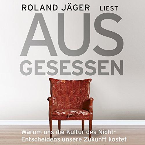『Ausgesessen』のカバーアート