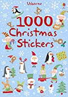 1000 Christmas Stickers (1000 Stickers)