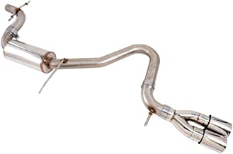 AWE Tuning 3010-22016 A3 FWD Cat-Back Performance Resonated Exhaust