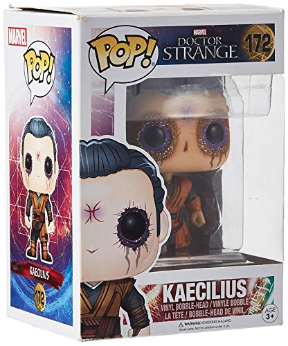 Funko - Figurine Marvel - Doctor Strange Movie Kaecillius Pop 10cm - 0889698101837 [並行輸入品]