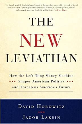 The New Leviathan: How the Left-Wing Money-Machine Shapes American Politics and Threatens America's Future (English Edition)