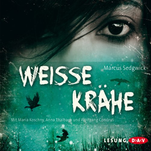 Weiße Krähe                   By:                                                                                                                                 Marcus Sedgwick                               Narrated by:                                                                                                                                 Anna Carlsson,                                                                                        Wolfgang Condrus                      Length: 3 hrs and 16 mins     Not rated yet     Overall 0.0