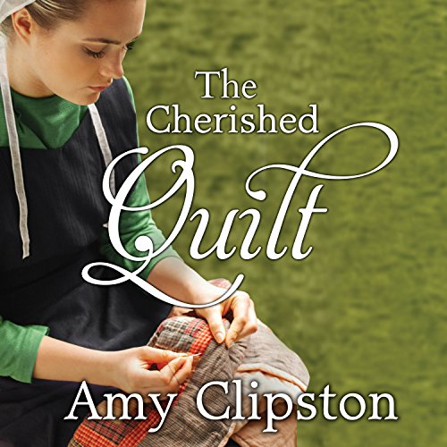 The Cherished Quilt audiobook cover art