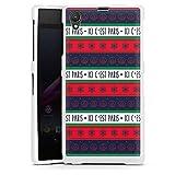 DeinDesign Sony Xperia Z1 Coque en Silicone Étui Silicone Coque Souple Paris Saint-Germain Produit...