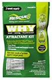 RESCUE! Non-Toxic Wasp, Hornet, Yellowjacket Trap (WHY Trap) Attractant Refill - 2 Week Refill - 3 Pack