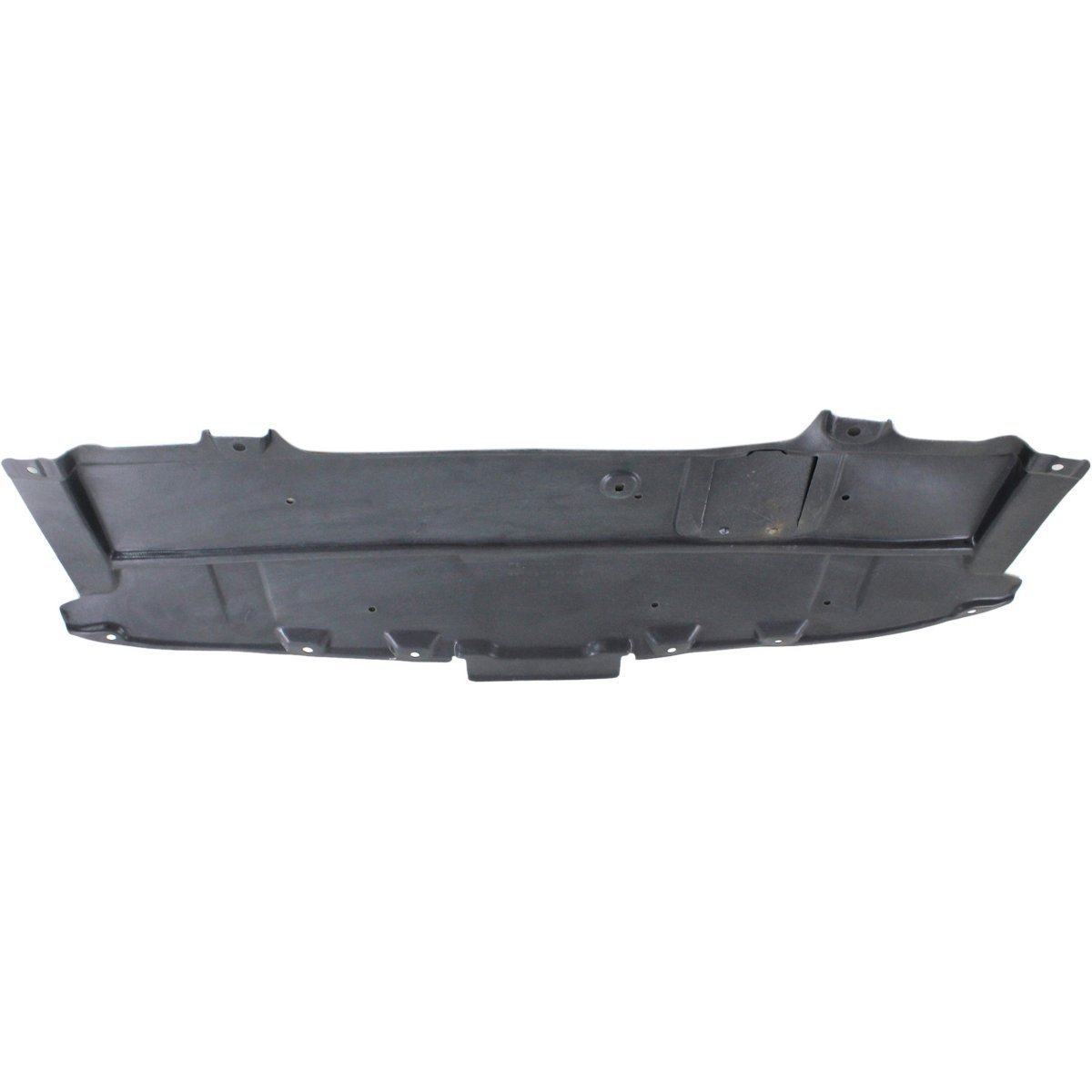 2013-2016 Mazda Cx5 Front Center Undercar Shield; Made Of Pp Plastic Partslink MA1228117C
