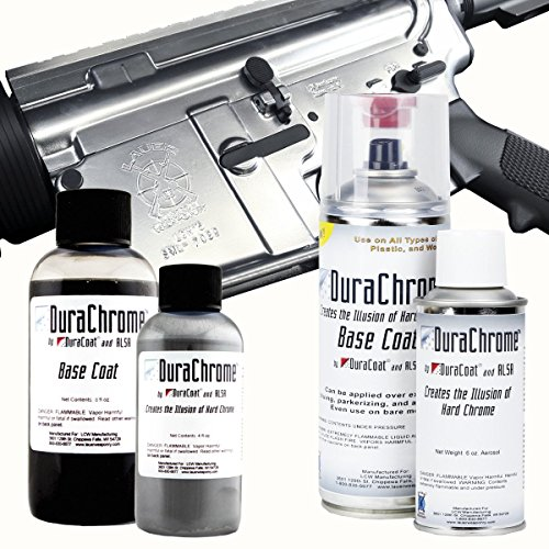 Find Discount DuraCoat DuraChrome Firearm Finish (128 oz Bottle - DuraChrome)