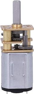 FTVOGUE N20 Moteur à Engrenages, Vitesse réducteur DC moteur pour RC Robot Modèle DIY Moteur Jouet DC6V/150RPM