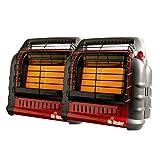 Best Mr. Heater Electric Heaters - Mr. Heater F274805 Big Buddy Propane Heater Bundle Review
