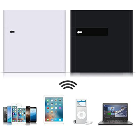 Bluetooth音楽レシーバー、Bluetooth A2DP音楽オーディオ30ピンレシーバーアダプター、iPad、iPod、iPhone、スマートフォン、スピーカードックなど(ブラック)
