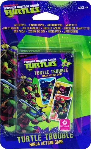 Cartamundi - 100084924101 - Jeu d'action Et De Réflexe - Turtles - Famille