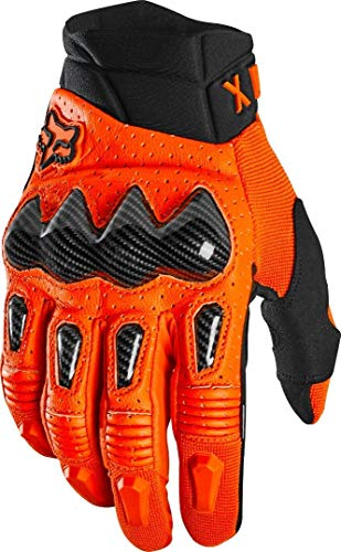 Fox Racing Bomber Handschuh, Flow Orange, Größe XXL