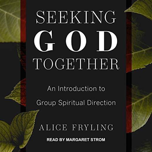 Seeking God Together cover art