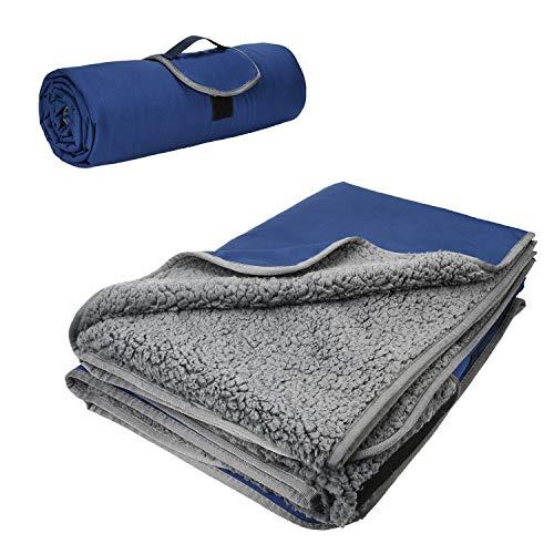 waterproof picnic blanket warm windproof