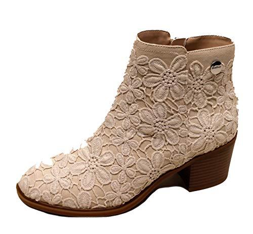 Desigual Damen Stiefel Croche Desigual, - Himmel - Größe: 37 EU