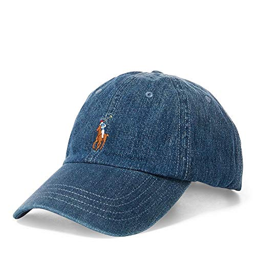 Polo Ralph Lauren 710716736001 Hüte Mann Jeans TU