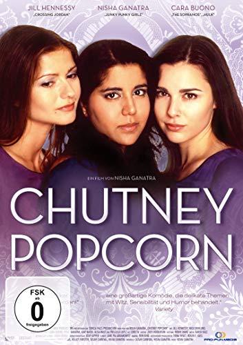CHUTNEY POPCORN (OmU) [Alemania] [DVD]