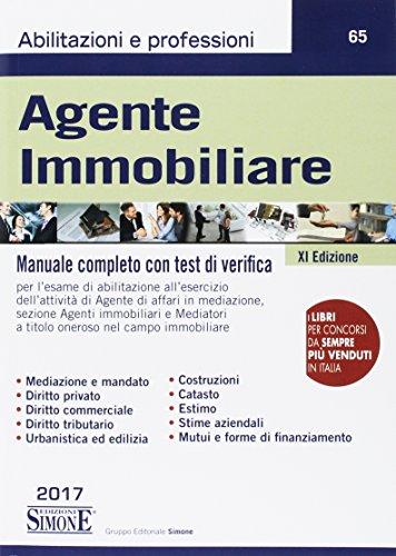 Agente Immobiliare - Manuale completo con test di verifica