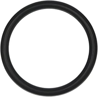 Pack of 100 90A Durometer 007 Viton O-Ring Black