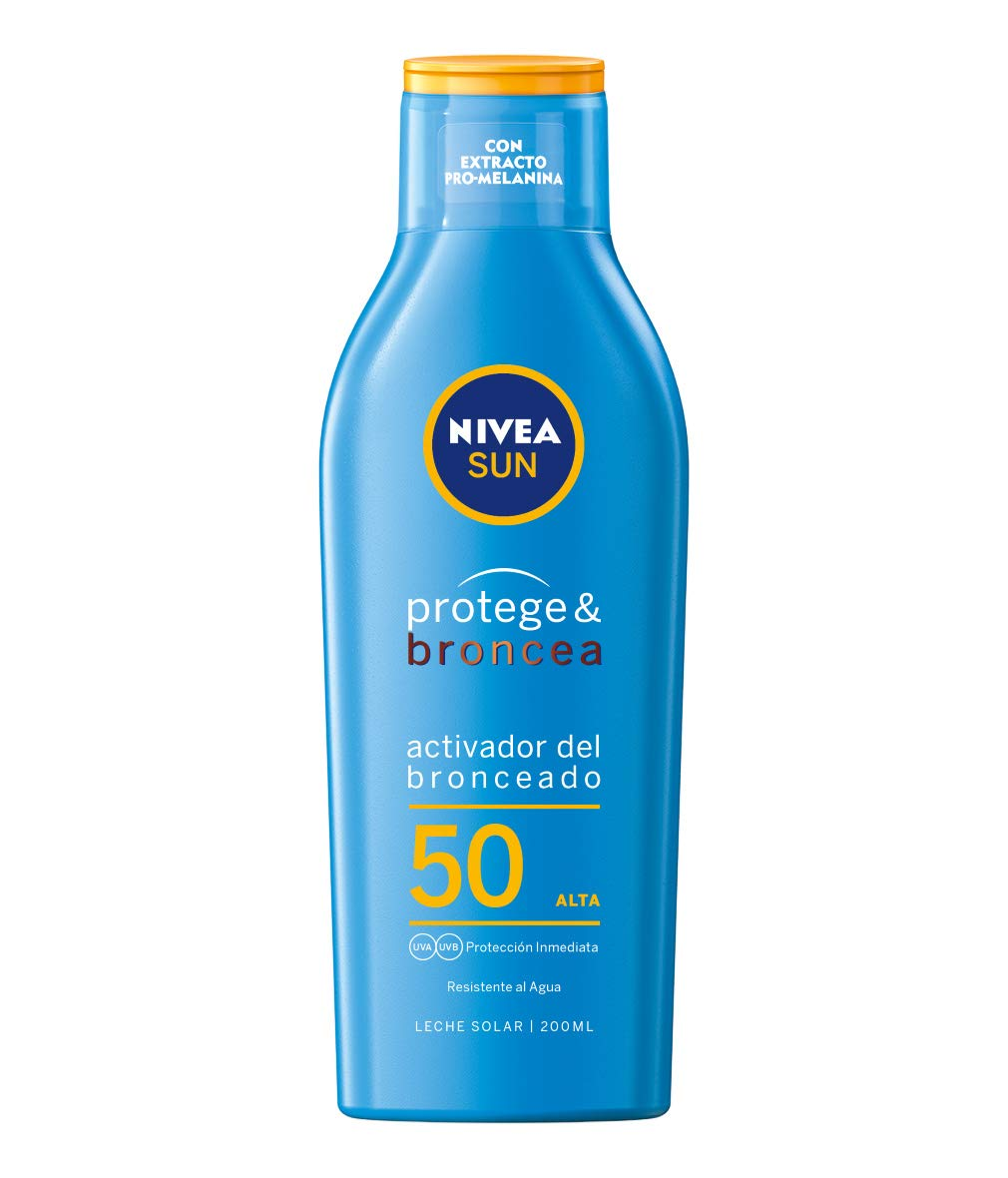 Nivea Sun New product type Protect Max 64% OFF and Tan Milk ml 50 with SPF 200