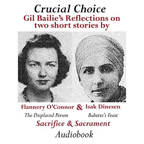 Crucial Choice audiobook cover art