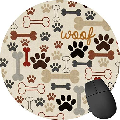 2 Almohadillas de Goma Antideslizantes para ratón, Redondas, para Ordenadores...