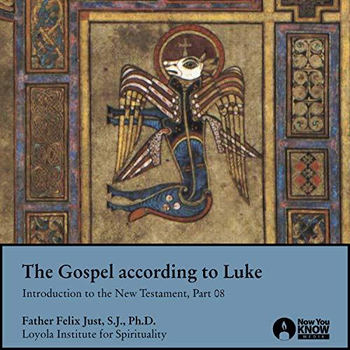 The Gospel According to Luke audiobook cover art