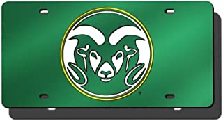colorado state university license plate