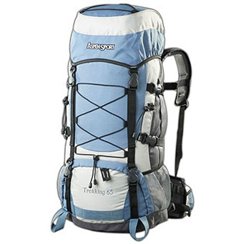 AspenSport - Mochila de Senderismo (65 L)