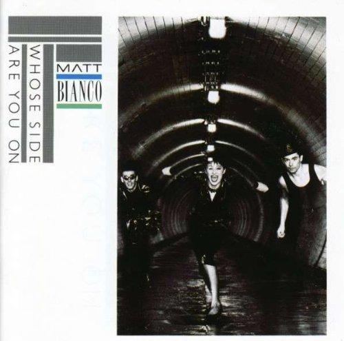 Smash Hit Album incl. Half a Minute [LP] (Vinyl Record Schallplatte Matt Bianco, 10 Tracks)