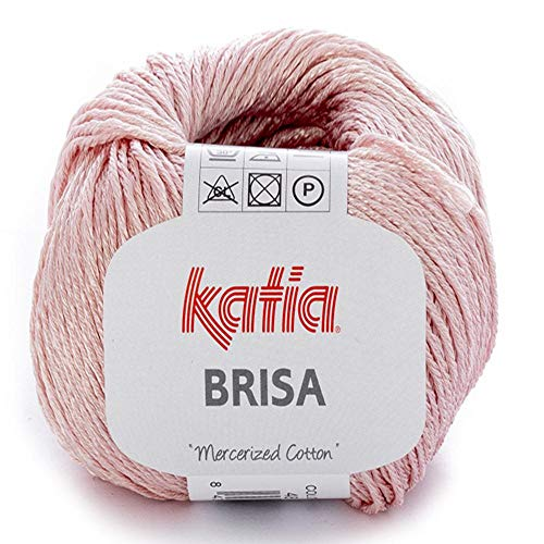 Lanas Katia Brisa Ovillo de Color Maquillaje Cod. 48