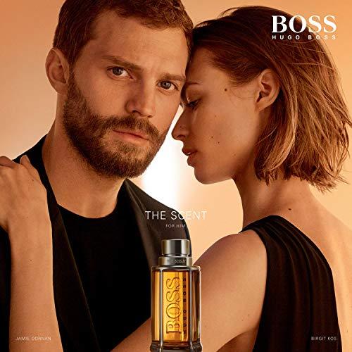 Hugo Boss The Scent Acqua di colonia, vaporizzatore, Uomo, 200 ml