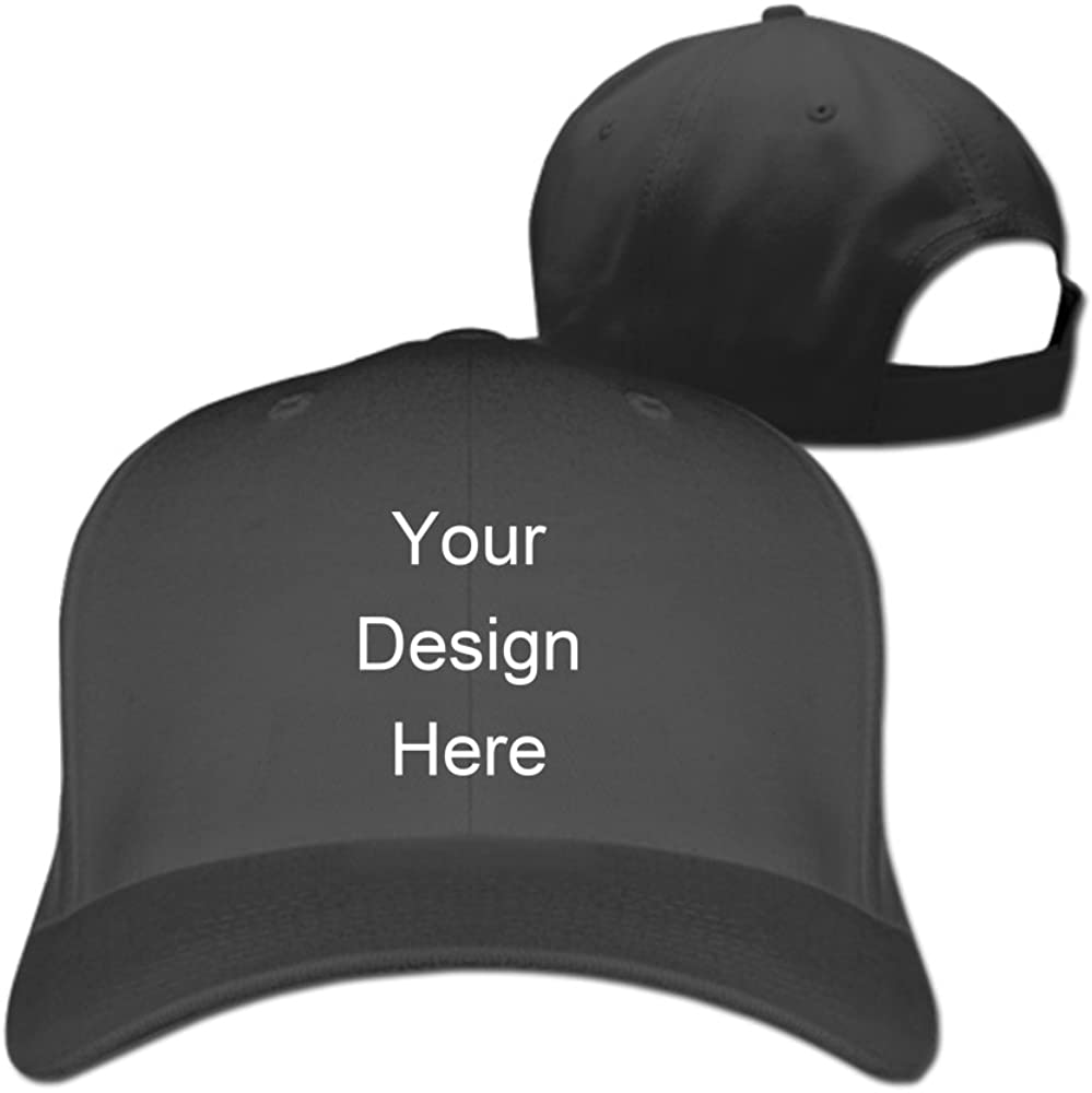 Custom Baseball Caps for Men Personalized Unisex Snapback Hats Printed Baseball Caps