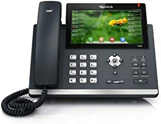 Yealink SIP-T48S IP Phone (Power Supply Not Included) (Renewed)
