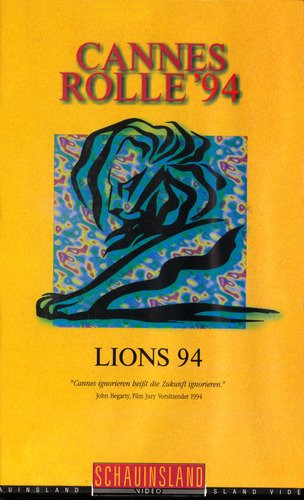 Cannes Rolle 94 [VHS]