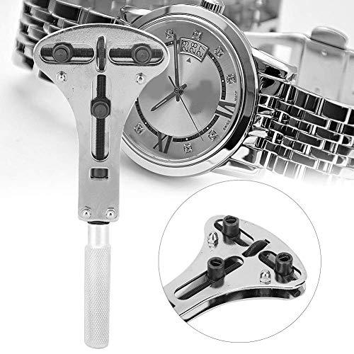 Extractor de la parte posterior del reloj, herramienta universal de apertura de...