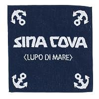 (シナコバ) SINA COVA ミニタオル 綿 マリングッズ マリン小物 マリン雑貨 (ネイビー) フリーサイズ 17176223