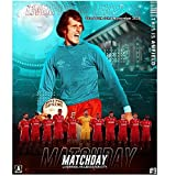 KONGQTE Liverpool vs Leicester City (2020) Posters and