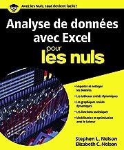 Livres Analyse de données avec Excel pour les Nuls PDF