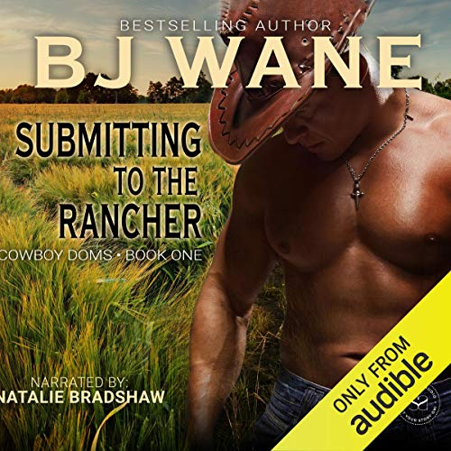 Submitting to the Rancher audiobook cover art