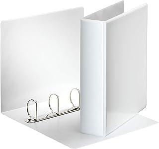 Esselte - Esselte Essentials - 49705 - Classeur à anneaux personnalisable - A4 - Capacité de 480 feuilles - Carton recouve...