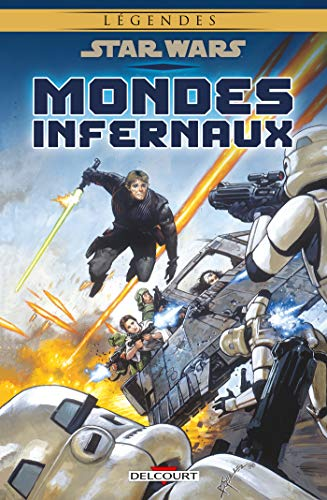 Star Wars - Mondes infernaux PDF Books