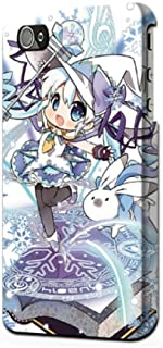 S1915 Hatsune Miku Vocaloid Yuki Snow Miku Case Cover For IPHONE 5 5S