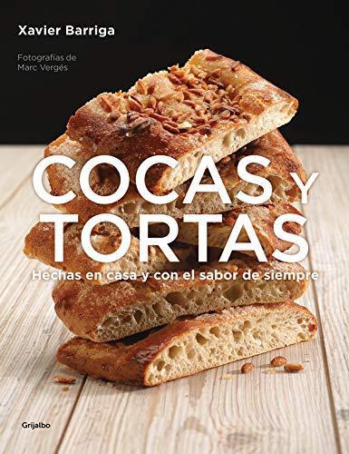 Cocas y tortas: Hechas en casa y con el sabor de siempre (Cocina casera)