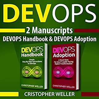 DevOps audiobook cover art